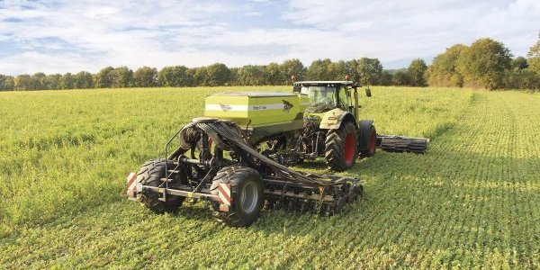EasyDrill 6m Couvert Claas